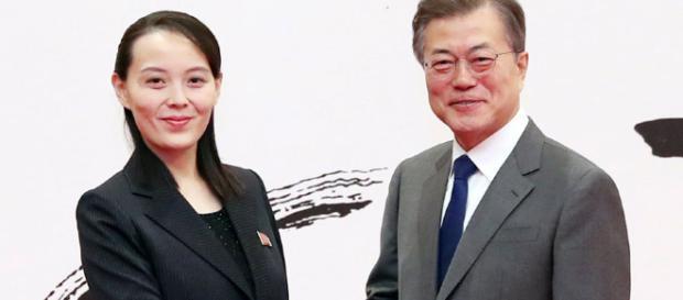 Hermana de Kim Jong-un finaliza viaje histórico en Corea del Sur - latercera.com