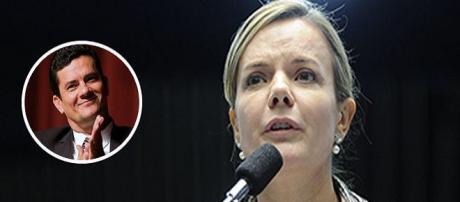 Gleisi Hoffamann dará publicidade à violência sofrida pelo PT em 'denúnica internacional'.