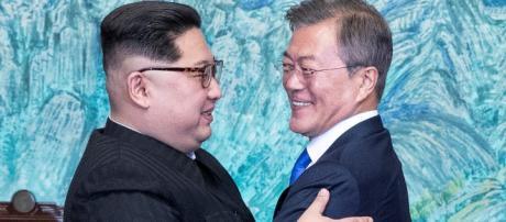 Um importante passo rumo à paz (imagem de Jair Gomes)
