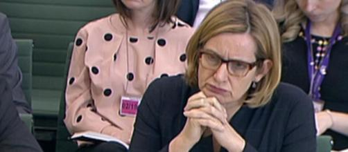 Amber Rudd 'hanging by a thread' after blunders over immigration ... - sky.com