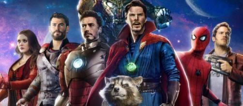 Avengers 3: Infinity War: descripción general de las ubicaciones más importantes