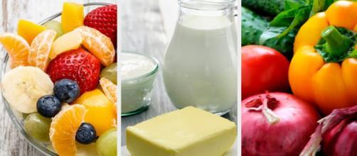 combinaciones de alimentos que debemos evitar - mejorconsalud.com