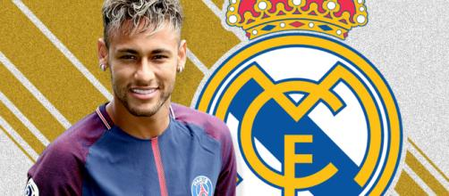 El Real Madrid desea al brasileño Neymar