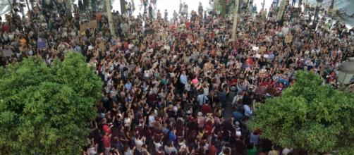 FOTOS | Concentraciones contra la sentencia de 'la manada' en toda España