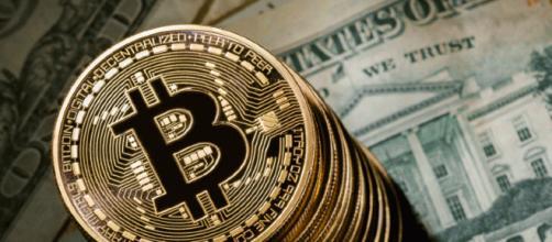 Futuro otimista e confiante do bitcoin