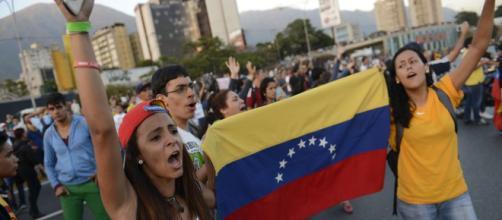 Protestarán en Nuevo Laredo por Venezuela El Mañana de Nuevo Laredo - com.mx