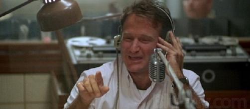 Robin Williams lo ayudó con la comedia de stand up.