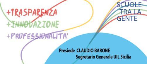 Secondo Congresso Regionale Uil Scuola Sicilia