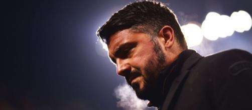 Milan, Rino Gattuso furioso con i suoi giocatori