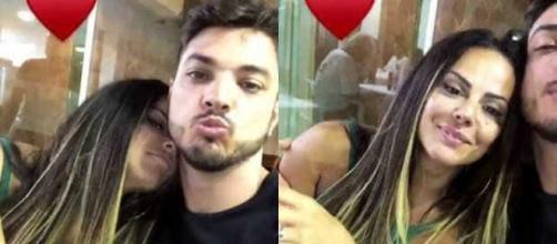 Viviane termina o namoro de dois meses com Klaus