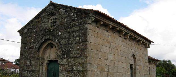 Capela matriz da freguesia da Correlhã