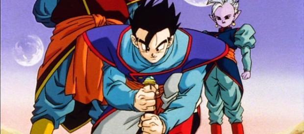 'La espada Z' un arma en la serie de Dragon Ball Z