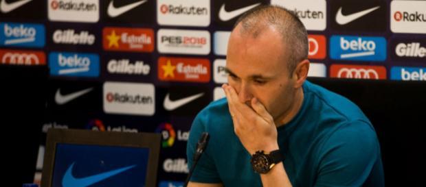 """Iniesta: """"Esta es mi última temporada en el Barcelona ... - elespectador.com"""
