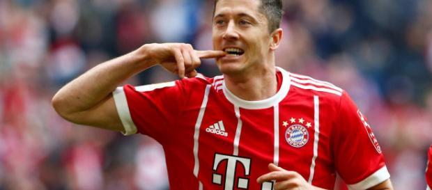 Lewandowski puede llegar a España en el verano.