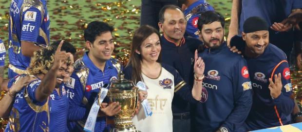 Mumbai Indians vs CSK live streaming (Image via iplt20.com)