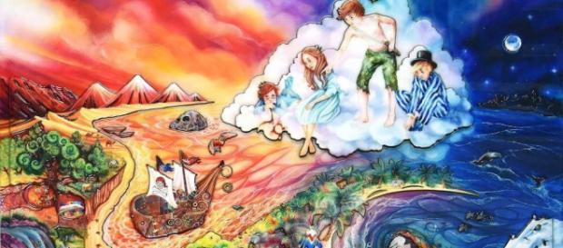 Peter Pan - Las Versatiles Versiones de las Estrellas de los Niños