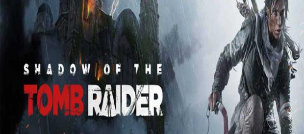 Shadow Of The Tomb Raider Logos And Gameplay Leaked - Rumor - gamepur.com