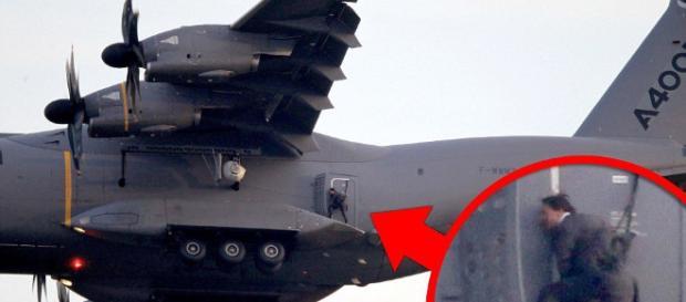 Tom Cruise y su arriesgada escena sin doble de acción en 'Misión ... - 20minutos.es