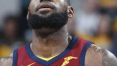 LeBron James calls out teammate before game seven