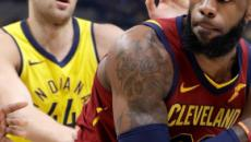 LeBron James, Cleveland Cavaliers stave off elimination