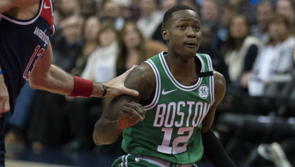 new styles b657f 3535b Eric Bledsoe won't forget Terry Rozier again