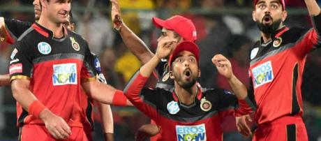 IPL 2018: RCB vs KKR Preview: Playing 11s, Timings, Live Streaming ...(Image BCCI.Tv)
