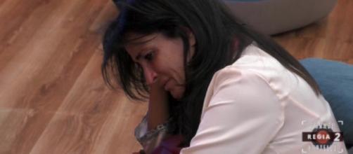 Aida Nizar in lacrime per le minacce di bullismo al Grande Fratello