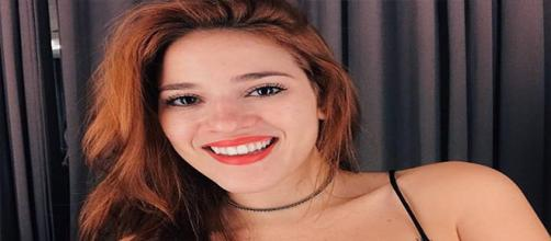 Ana Clara surge com look arrasador. (foto reprodução).