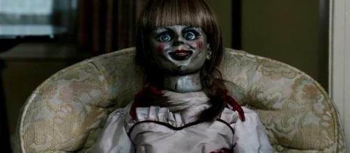 Annabelle 3 una nueva película de terror