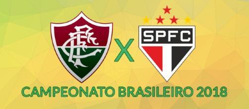 Brasileirão: Fluminense x São Paulo ao vivo