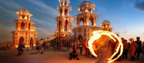 Burning Man, un festival que se enciende - Arte - culturacolectiva.com