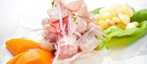 Ceviche de pescado: un plato fresco y delicioso