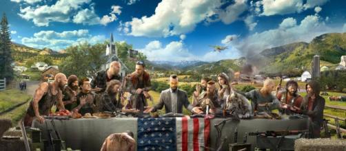 Cry 5: Que Dios bendiga a América