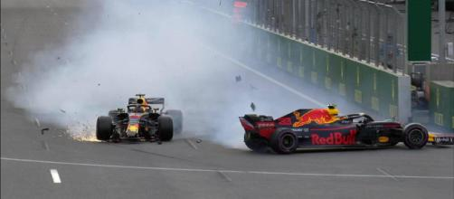 F1: Hamilton ganador, Raikkonen y Pérez en pódium gracias a Vettel