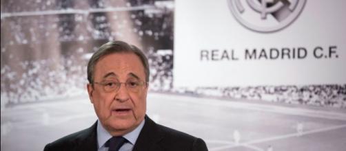 Florentino Pérez negocia la salida de Adidas del Real Madrid por ... - diariogol.com
