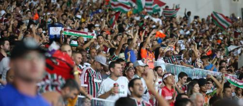 Fluminense espera bom público contra o São Paulo no domingo (Foto: Portal O Dia)
