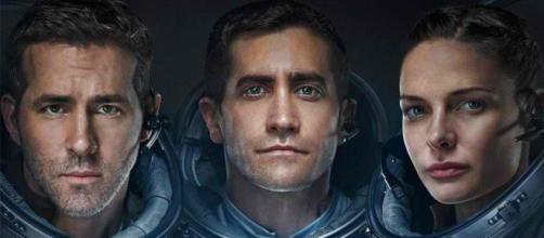 Horror en el espacio con Ryan Reynolds