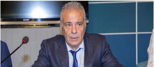 Il Presidente dell'ACR Messina Pietro Sciotto
