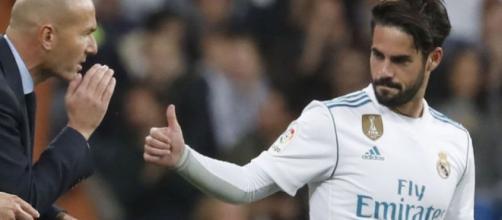 Isco ya tiene su sustituto en el Madrid
