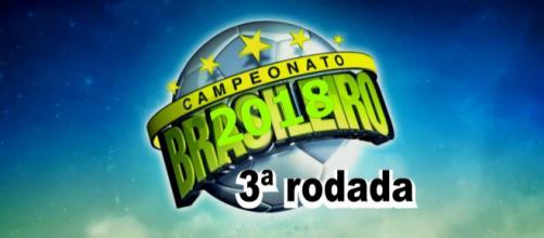Já começou a 3ª rodada pelo Campeonato Brasileiro