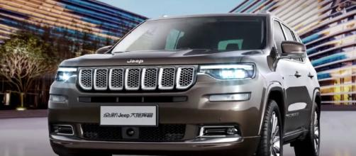 Jeep Grand Commander to debut in China, but the US will get a Jeep ... - autoweek.com