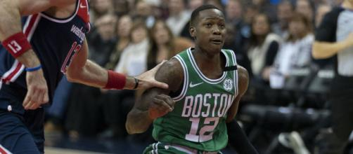 Terry Rozier in action. - [Keith Allison via Flickr]