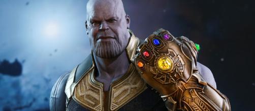 Thanos en Avengers 3 Infinity Wars