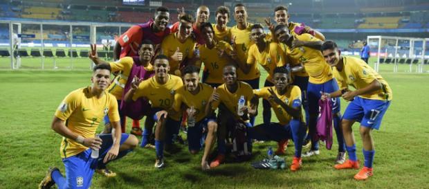 Brasil x Alemanha: como assistir ao jogo do Mundial Sub-17 AO VIVO ... - torcedores.com