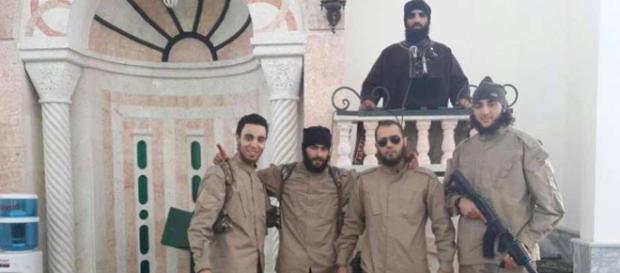 El 'casanova' del ISIS Imad Jibar
