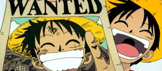 Esta es la recompensa que recibiran los que capturen a Luffy.