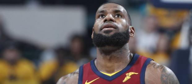 LeBron calls out teammate to be 'better' - (Image: YouTube/Cavs)