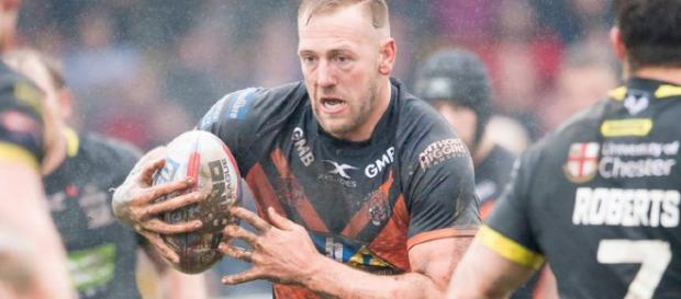 Liam Watts was superb for Castleford against Wakefield on Friday night. Image Source: skysports.com