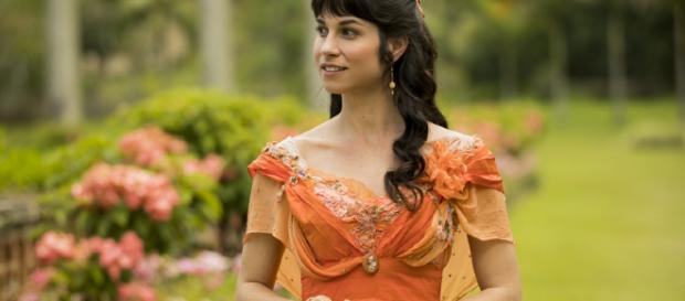 Mariana (Chandelly Braz) - Reprodução/TV Globo