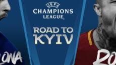 Champions League: Barcellona-Roma, probabili formazioni e dove vederla in tv